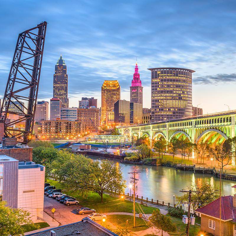 O Cleveland