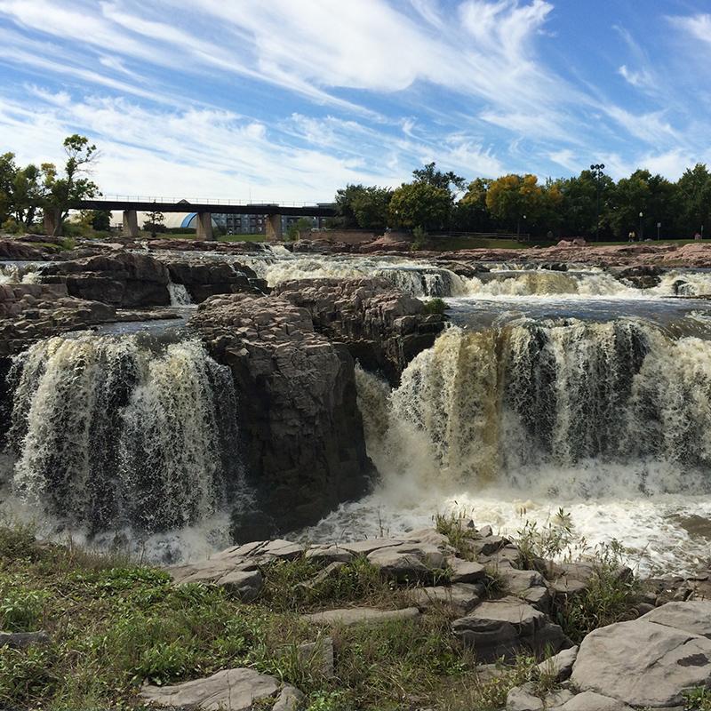 SD Sioux falls