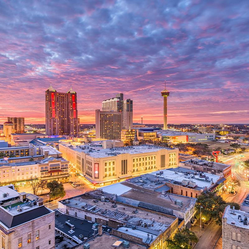 TX San Antonio