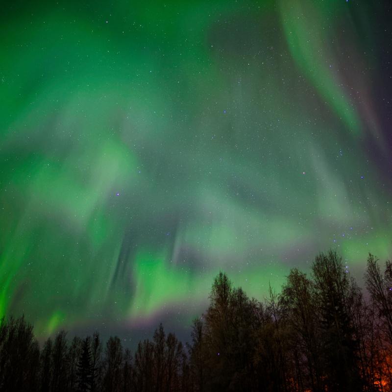aurora in alaska 65SW3GE