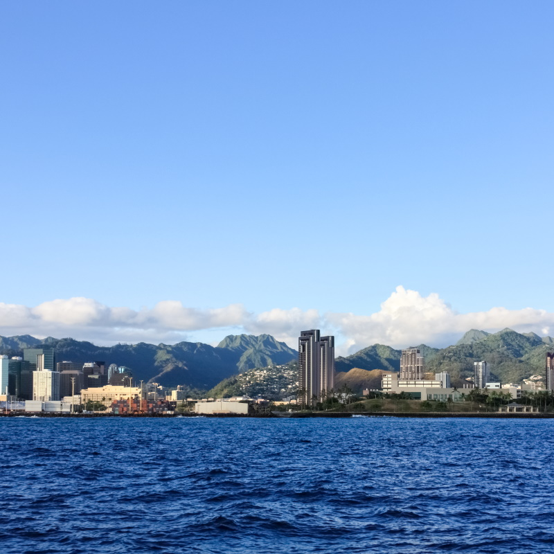 honolulu coastal scenery 8ENSC2Y