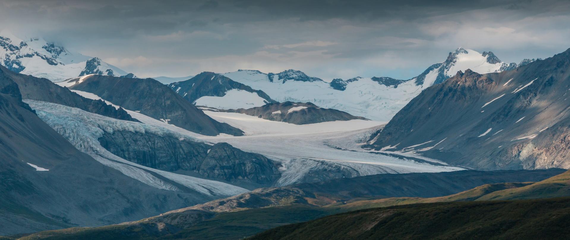 mountains in alaska BF3XMDU