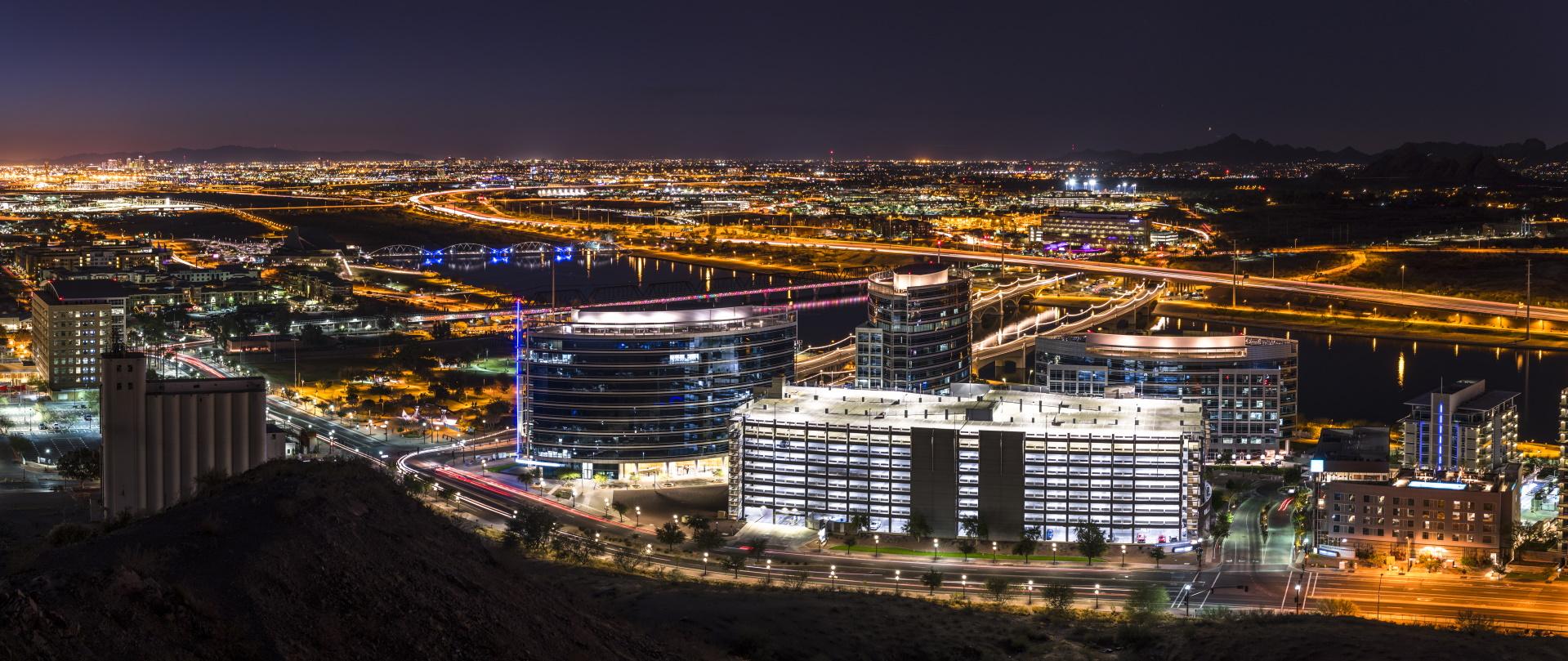 phoenix arizona city overlook PSH4UC9